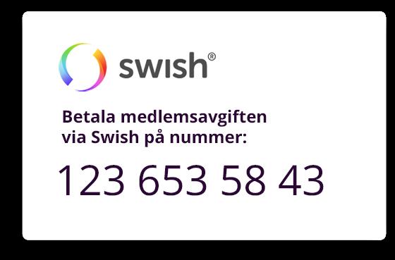 Betala med Swish!